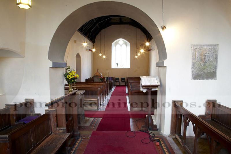 St Marcellus Church, Martletwy