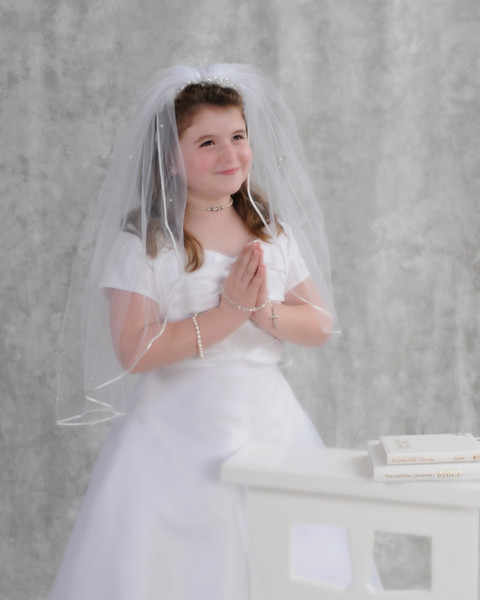 Mary Jane Dunfee-1st Holy Communion