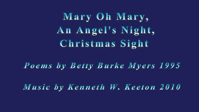 Mary Oh Mary