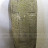 Ancient stone situated in Mathry Church