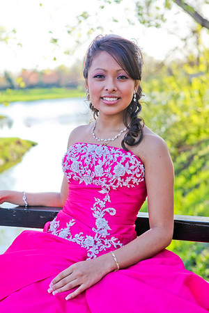 Mayra Quinceanera