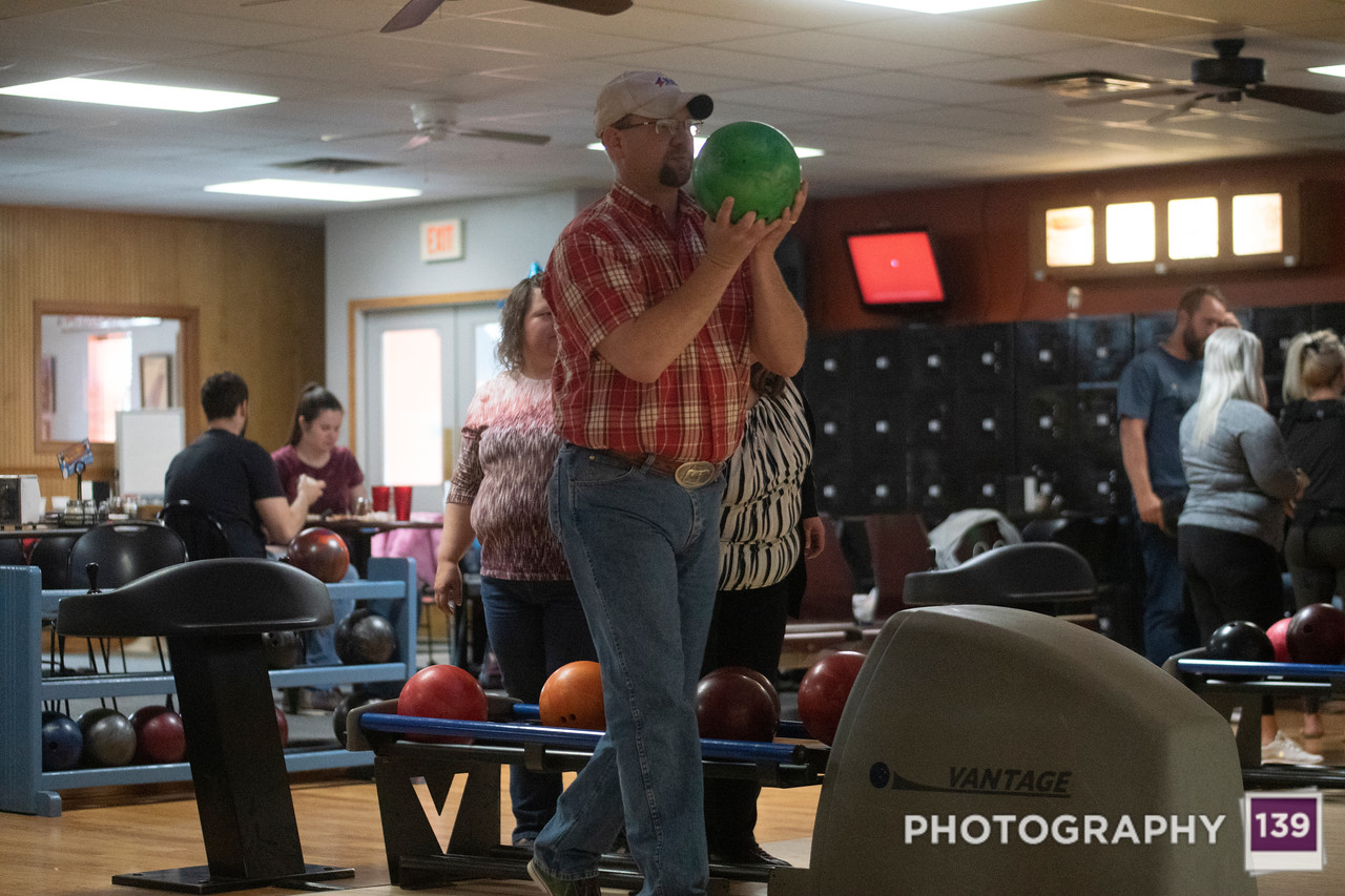 Methodist Bowling Outing - 2019
