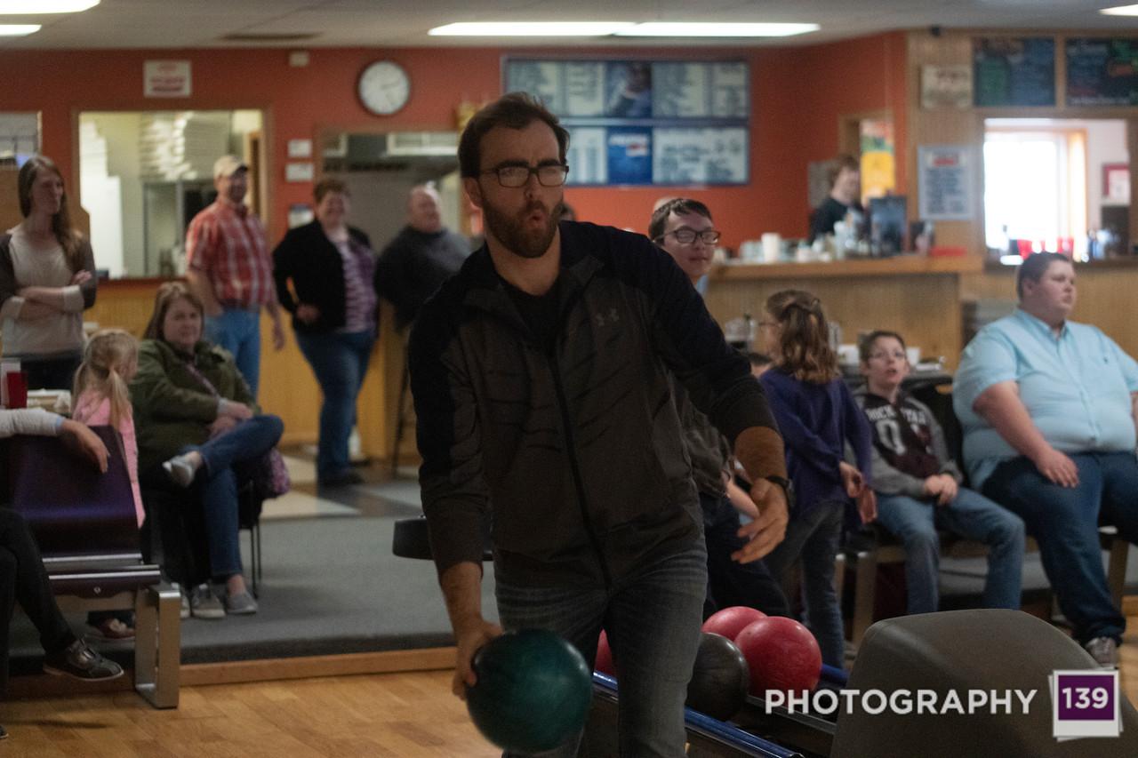 Methodist Bowling Outing - 2019