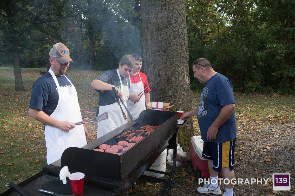 Boone FUMC Kickoff Party