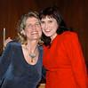 Sara and Cheryl in 2005