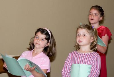 Music - Youth Choir May, 2006