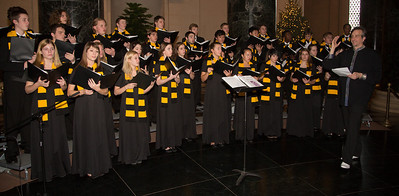 Central Bucks High School West Choir, Bucks County, Pennsylvania