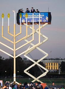 Hanukkah, Chanukah, National Menorah