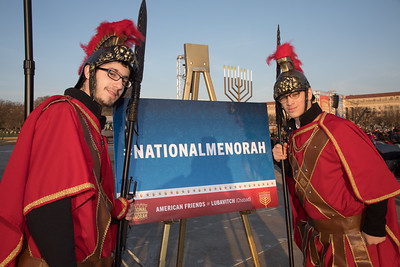 Hanukkah, Chanukah, National Menorah