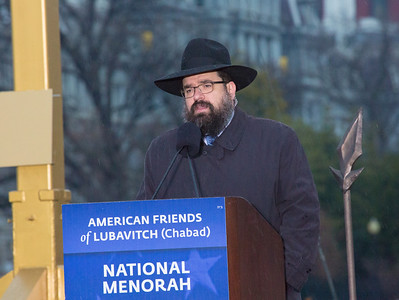 Rabbi Levi Shemtov, American Friends of Lubavitch (Chabad)