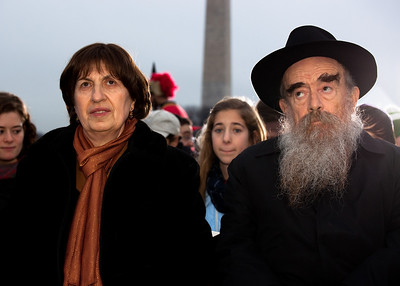 Batsheva and Rabbi Avraham Shemtov