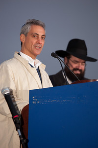 Greetings from the Administration - Rahm Emanuel