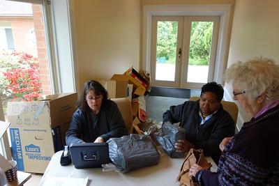 Navajo Mission Yard Sale 2013-05