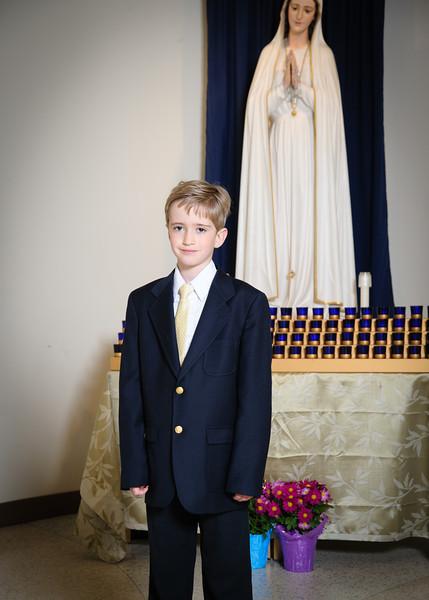 OLF 2013 1st Eucharist