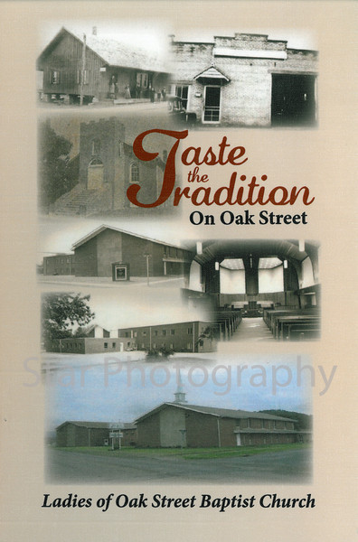 oak street cook book