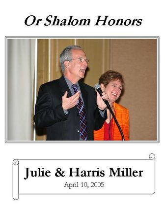 Harris & Julie Miller