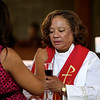 Pastor Beverly Shaw's ordination and installation at St. John's Lutheran Church