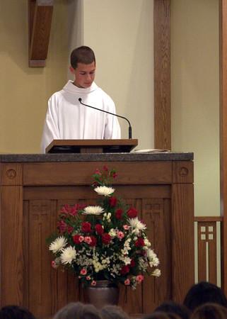 Lauren Kilbourn's Ordination 2011