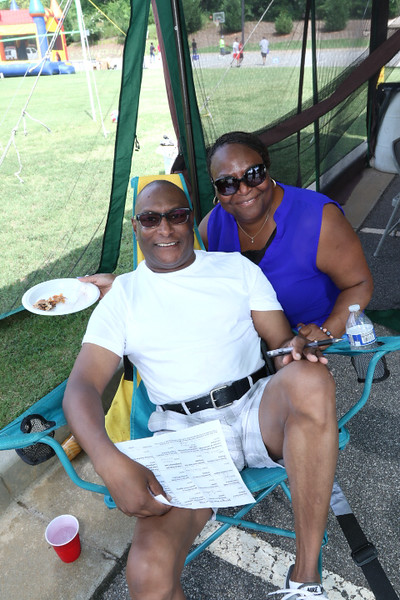 P H B C Friends and Family Day Picnic 7-16- 2016
