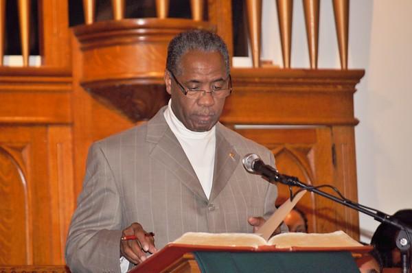 PASTOR'S ANNIVERSARY 2010
