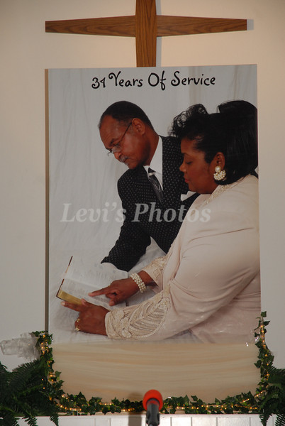 Pastor Moses Howard 34th Anniversary Services