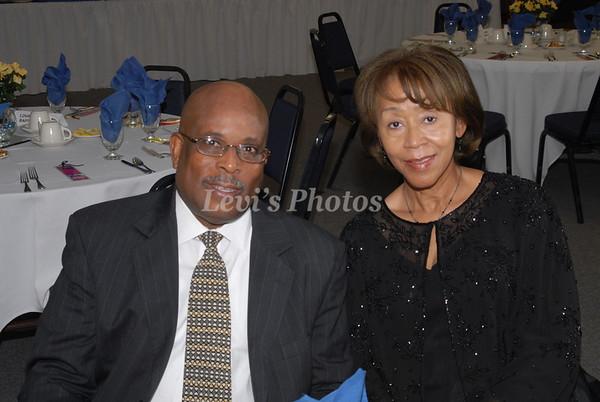 Pastor W.B. Parker Retirement Banquet
