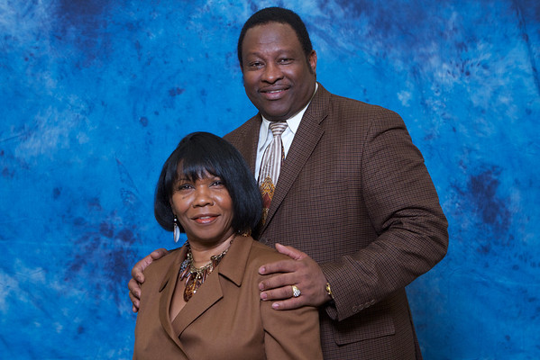 Pastor and First Lady 2012