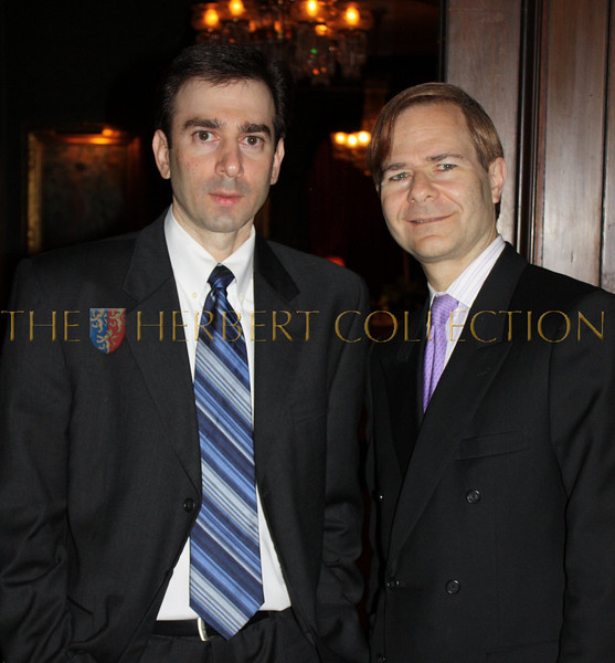 Markos N. Kaminis, Managing Director Kaminis Capital Advisors and Randall Stempler of Kaye Scholler