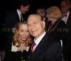Sharon Handler and fiance Ambassador John L. Loeb