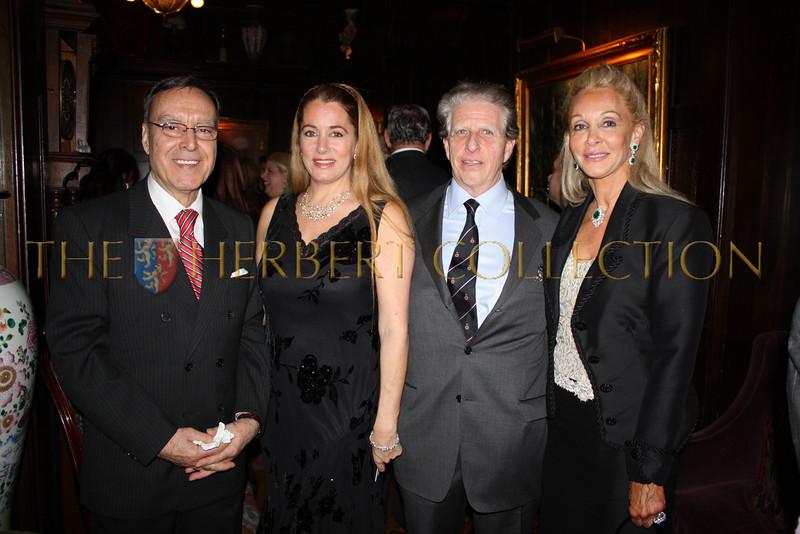 guest, Jennifer Bawden, Bruce and Barbara Winston