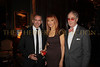 Dionisio Fontana, actress Tina Louise, O. Alden James Jr., President of The National Arts Club