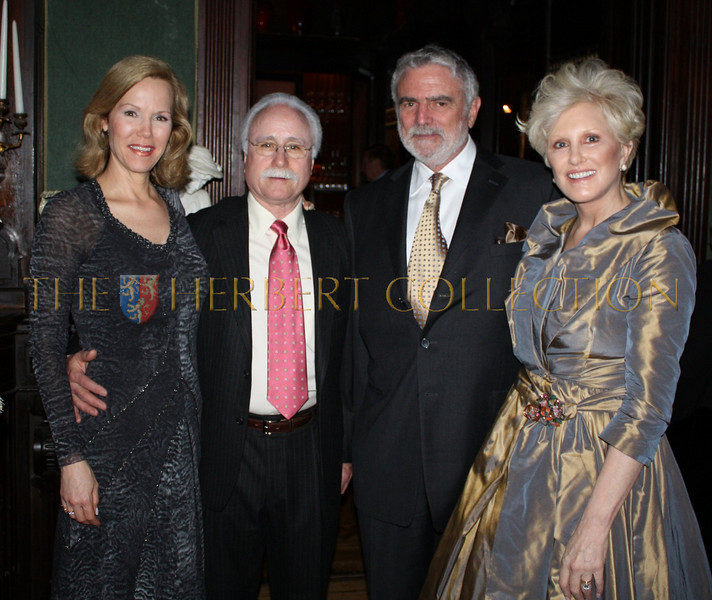 Katy Cleare, Steven Folb, Van and Diane Bernhard