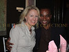 "Christine Hohlbaum  <a href=""http://www.diaryofamother.com"">http://www.diaryofamother.com</a> and Guy Frazier, member of the National Arts Club"