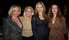 Iris Cantor, Rita Cosby, Pastor Victoria Osteen and Joyce Brooks