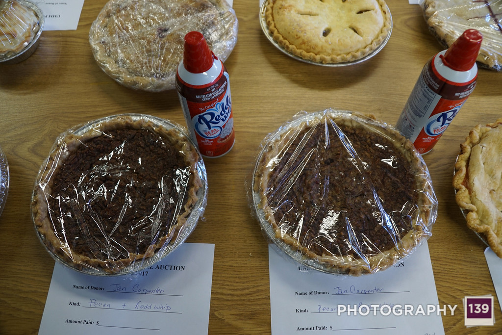 2017 - Pie Auction