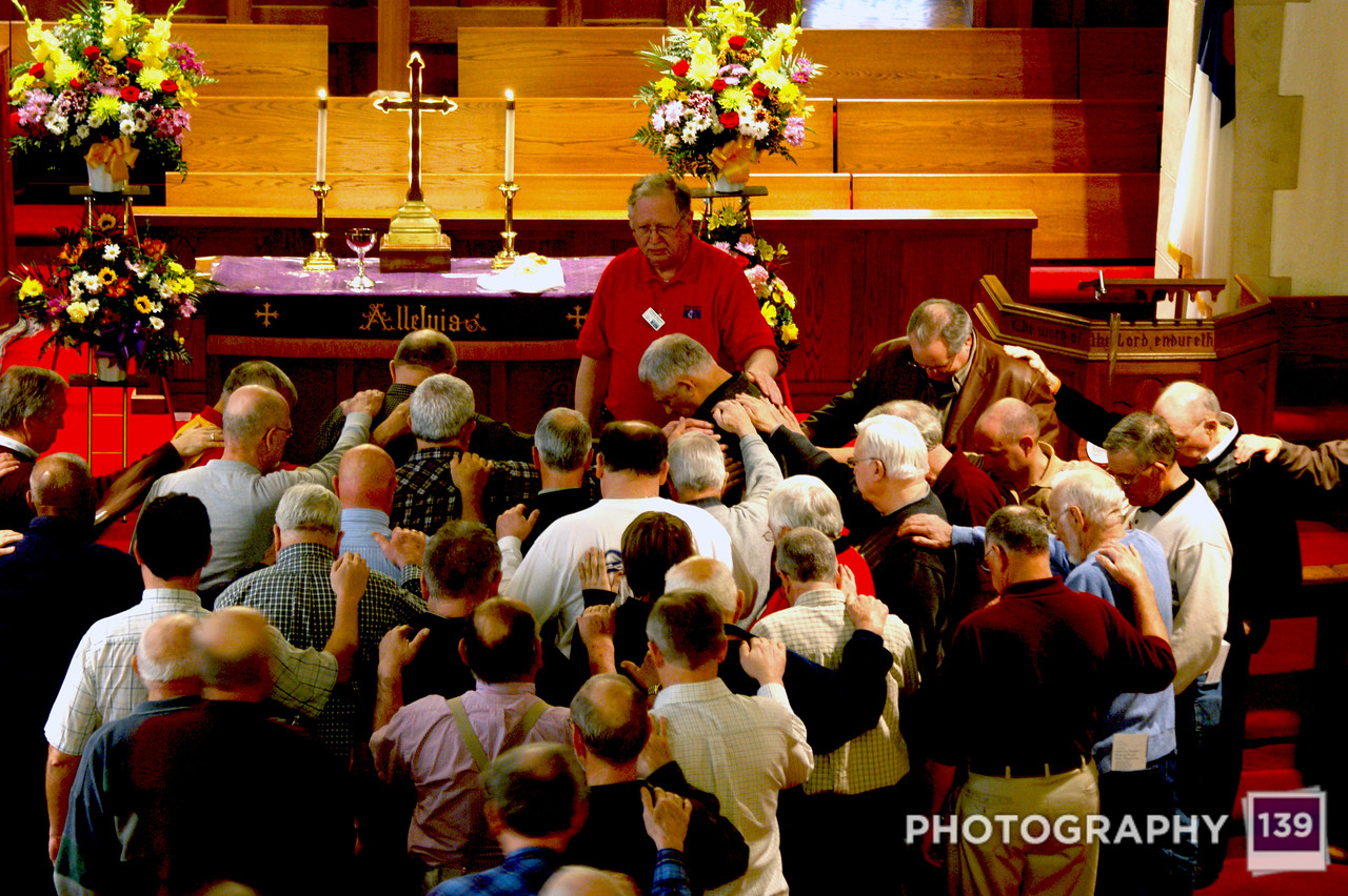 Methodist Men State Convention - 2010