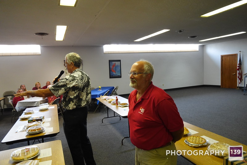 Methodist Men Pie Auction