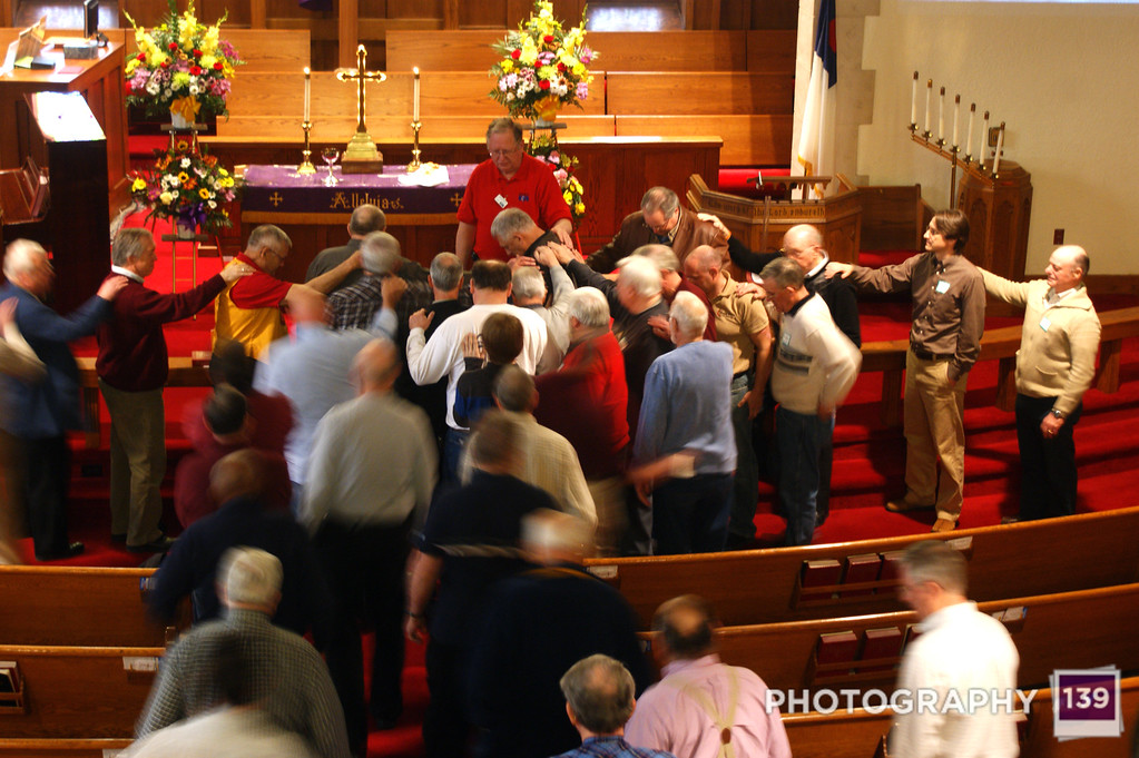 Methodist Men State Convention - 2010