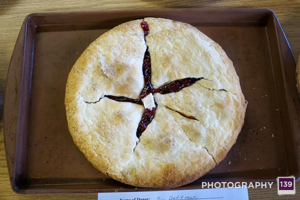 2017 - Pie Auction