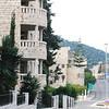 Heading towards Ben Gurion Ave