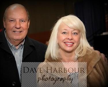 3-10-13 Alaska Governor Sean Parnell's Prayer Breakfast, Jim & Yvonne Brenn