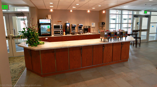 Holy Grounds...Saint John Adds a coffee bar to enhance fellowship between services