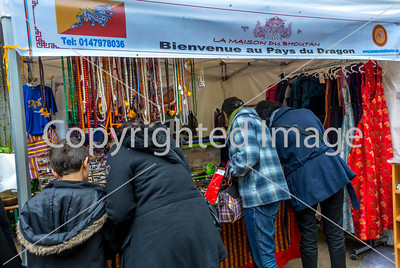 Paris, France, French Buddhist Festival, Parc de VIncennes, 2012