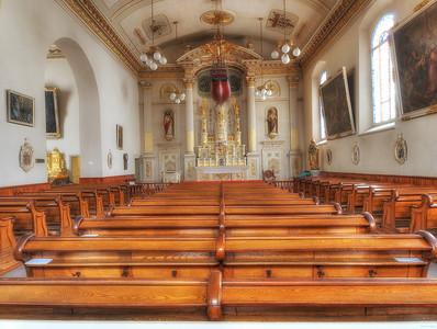 Church, Vieux-Québec