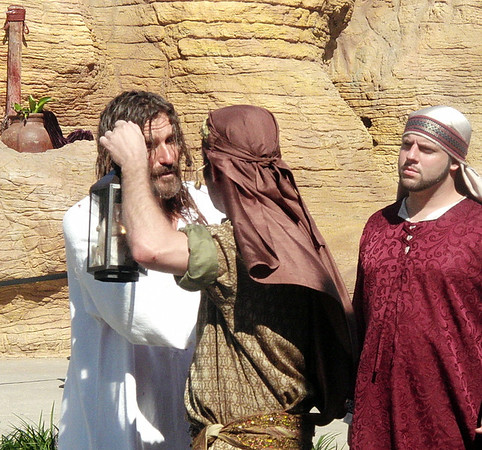 The Holy Land Experience, June 2011