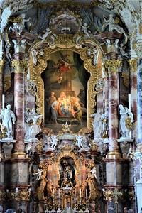Weiskirche Altar