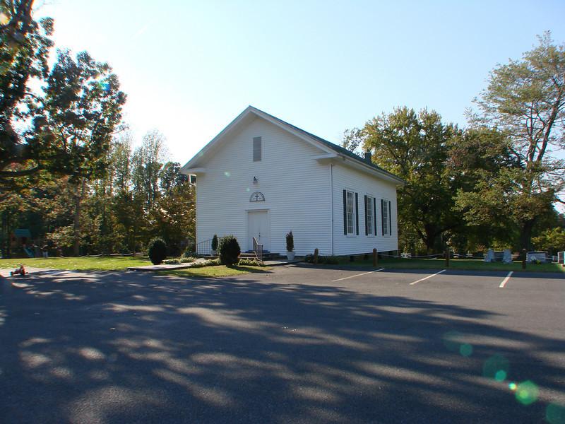 Rochelle Christian Church, Rochelle, VA