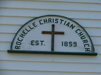 Rochelle Christian Church, Rochelle, VA