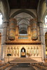 Screen and Organ at Rochester Cathedral
