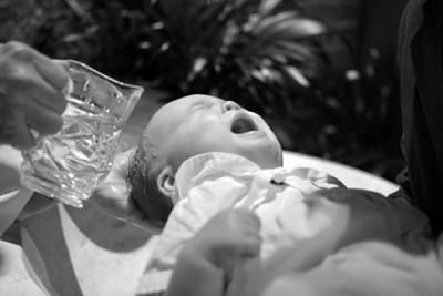 Roger's Baptism May 18 2014